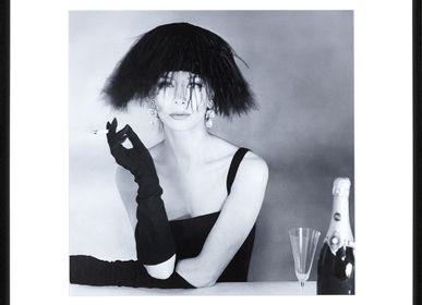 Art photos - Wall decoration. Vogue 1957. - ABLO BLOMMAERT