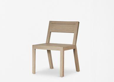 Lawn chairs - MALIBU CHAIR - XVL HOME COLLECTION