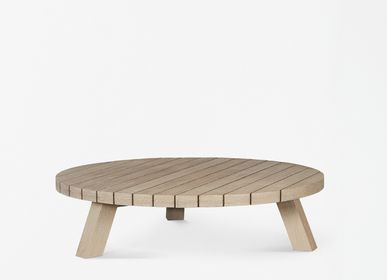 Lawn tables - MALIBU COFFEE TABLE - XVL HOME COLLECTION