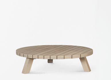 Tables de jardin - TABLE BASSE MALIBU - XVL HOME COLLECTION
