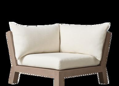 Lawn sofas   - MALIBU CORNER - XVL HOME COLLECTION