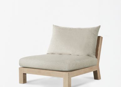 Lawn sofas   - MALIBU LOUNGE CHAIR - XVL HOME COLLECTION