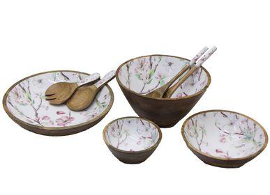 Food storage - Salad Bowls in Mango Wood, van Deurs Danmark - VAN DEURS DANMARK