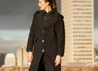 Travel accessories - Mistral trench coat - CUMULUS BY FRANCOISE PENDVILLE
