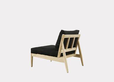 Canapés de jardin - FAUTEUIL LOUNGE AUSTIN - XVL HOME COLLECTION