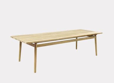 Lawn tables - AUSTIN RECTANGULAR TABLE - XVL HOME COLLECTION