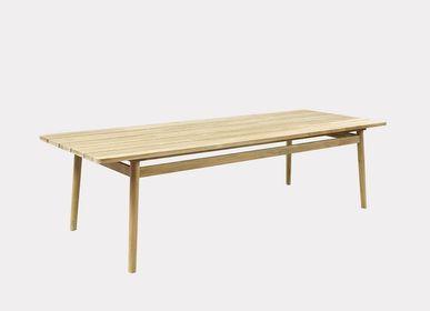 Tables de jardin - TABLE RECTANGULAIRE AUSTIN - XVL HOME COLLECTION