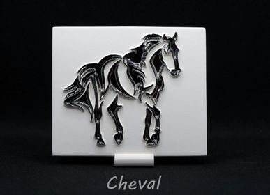 Ceramic - Fragrance Diffuser Cheval - AROMA TERRE HAPPY
