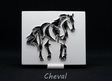 Céramique - Diffuseur de parfum Cheval - AROMA TERRE HAPPY