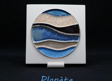 Céramique - Diffuseur de parfum Planète - AROMA TERRE HAPPY