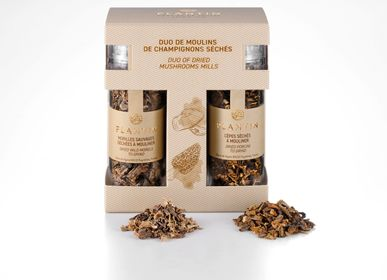 Delicatessen - Duo of dried mushrooms mills - PLANTIN