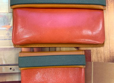 Leather goods - VERY SIMPLE CC HOLDER - BANDIT MANCHOT