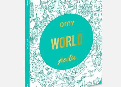 Stationery - ARTWORK - WORLD - OMY