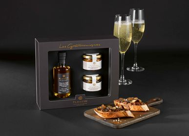 "Delicatessen - ""Aperitif with truffles"" gift box - PLANTIN"