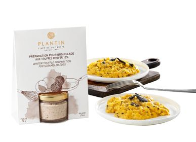 Delicatessen - Winter truffle preparation for scrambled eggs - PLANTIN