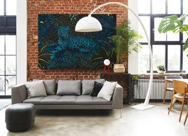 Tableaux - PEINTURE - Mon élégant - 89 x 130 cm - Acrylique sur toile - Maison Fétiche - MAISON FÉTICHE