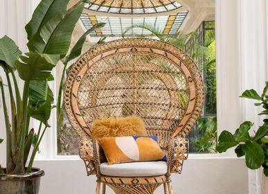 Armchairs - PEACOCK armchair - KOK MAISON