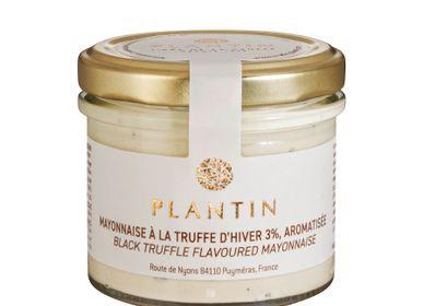 Condiments - Black truffle mayonnaise - PLANTIN