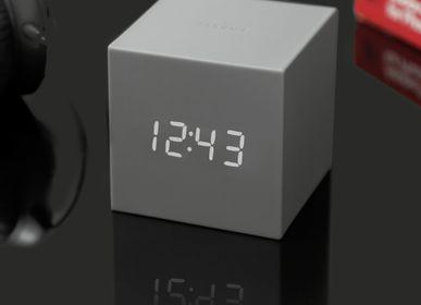 Horloges - Gravity Cube Click horloge - GINGKO