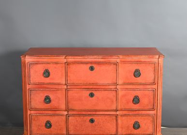 Chests of drawers - Large Swedish Chest of Drawers - ATELIERS C&S DAVOY