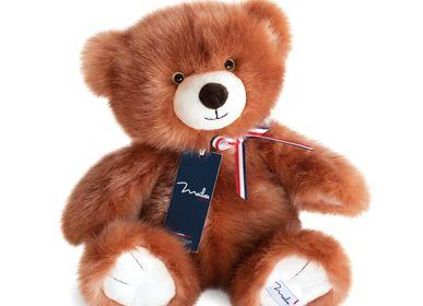 Soft toy - L'Ours Français 35 cm - MAILOU TRADITION - DOUDOU ET COMPAGNIE