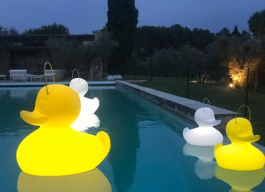 Objets de décoration - THE DUCK DUCK LAMP S - JAUNE - GOODNIGHT LIGHT