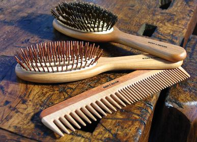 "Beauty products - ""LEGNO"" -  ECOLOGICALLY - KOH-I-NOOR ITALY BEAUTY"
