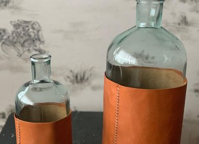 Carafes - Water with leather sash - SOL & LUNA