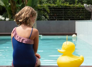 Chambres d'enfants - LUMINAIRE FLOTTANT - THE DUCK DUCK LAMP S - JAUNE - GOODNIGHT LIGHT