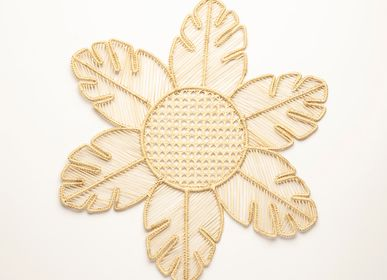 Decorative objects - Five Leaf Placemat - MYTO DESIGN RITUAL COLOMBIA