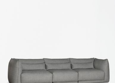 Sofas - TULUM SOFA - XVL HOME COLLECTION