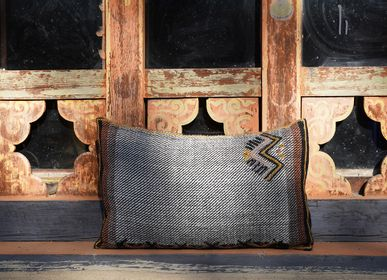 Fabric cushions - ZAMIN - BHUTAN TEXTILES