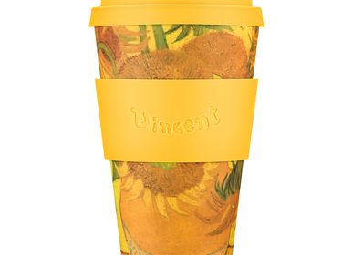 Tea and coffee accessories - Sunflowers, 1889, Van Gogh - 14oz Mug - ECOFFEE CUP
