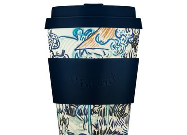 Accessoires thé et café - Tasse Old Vineyard with Peasant Woman, 1890, Van Gogh - 12oz - ECOFFEE CUP