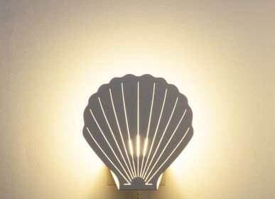 Spas - THE SEASHELL LAMP 30CM - IVOIRE - GOODNIGHT LIGHT