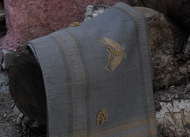 Throw blankets - Throw METHO KY - BHUTAN TEXTILES