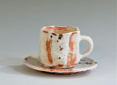 Tasses et mugs - ShinoTasse à café et soucoupe - YOULA SELECTION