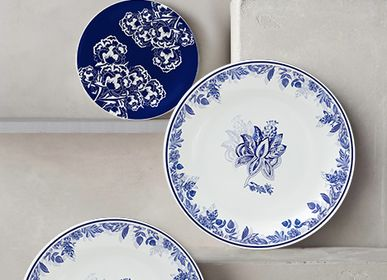 Assiettes au quotidien - Jardin Royal Collection - FERN&CO.