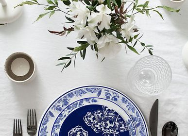 Formal plates - Royal Garden Collection - FERN&CO.