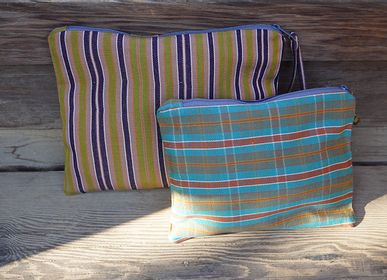 Bags and totes - BUMO Pouch - BHUTAN TEXTILES