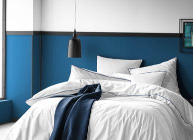 Bed linens - Simplicité gourmande  - BLANC CERISE