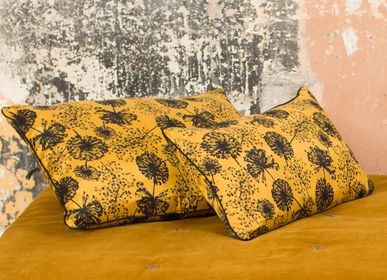 Fabric cushions - MIMOSA CUSHION  - ROSHANARA PARIS