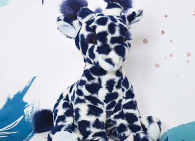 Peluches - LISI la GIRAFE  - HISTOIRE D'OURS