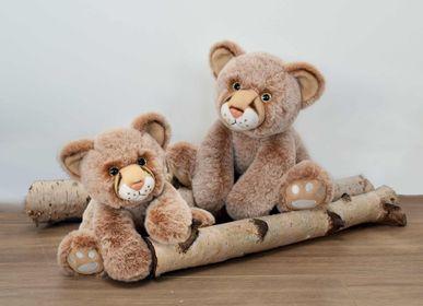 Peluches - Bébé Lion - 25 cm - HISTOIRE D'OURS