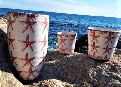 Candles - Summer Collection ceramic scented candles - WAX DESIGN - BARCELONA