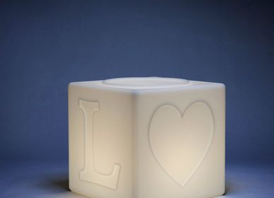 Design objects - FLOATING LAMP - THE LOVE LAMP - GOODNIGHT LIGHT