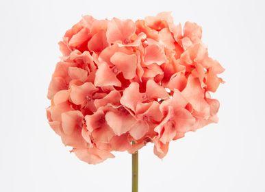 Décorations florales - Hortensia altona - LOU DE CASTELLANE - Fleurs artificielles plus vraies que nature  - LOU DE CASTELLANE