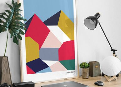 Other wall decoration - Art Print with Agathe Singer - SERGEANT PAPER