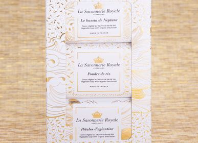 Soaps - Three-soap box set - LA SAVONNERIE ROYALE