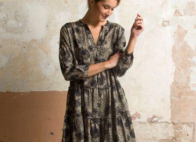 Prêt-à-porter - PAROS-La petite robe noire qui n'est pas noire - ROSHANARA PARIS